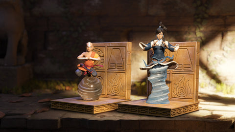 New Product Announcement - Avatar: The Last Airbender & The Legend of Korra