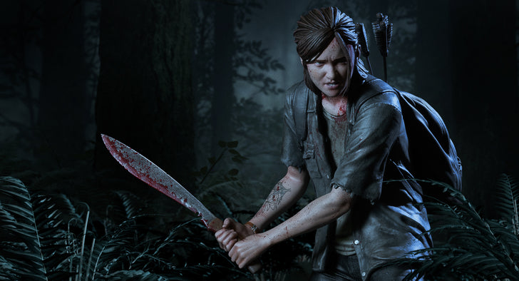 New Product Announcement: The Last of Us Part II - Ellie with Machete Statuette