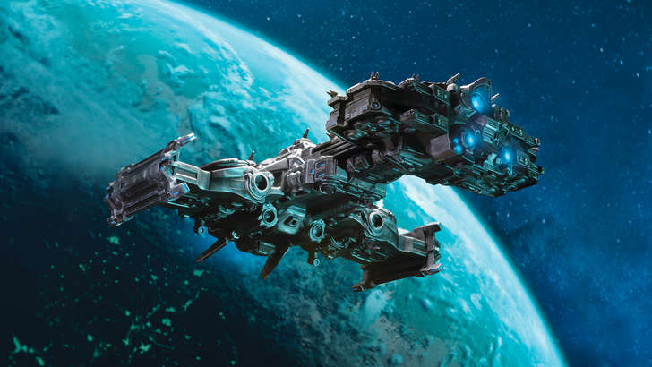 Product Update: StarCraft Terran Battlecruiser