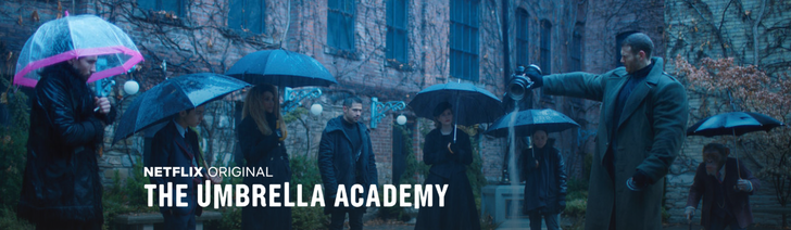 Entertainment News Update: The Umbrella Academy Netflix Original Series