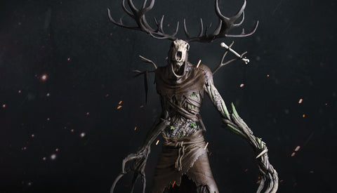 New Product Announcement: The Leshen Statue!