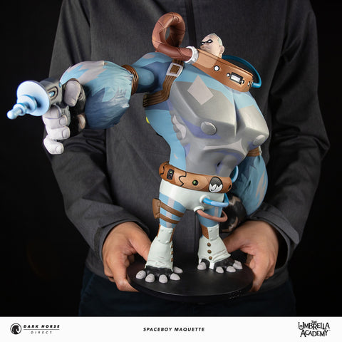 Umbrella Academy Spaceboy Maquette | Dark Horse Direct