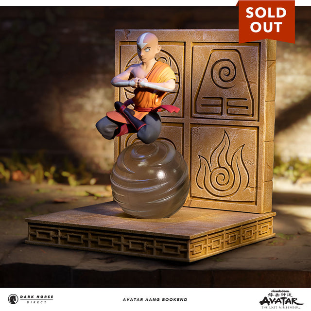 Avatar: The Last Airbender – Avatar Aang Bookend
