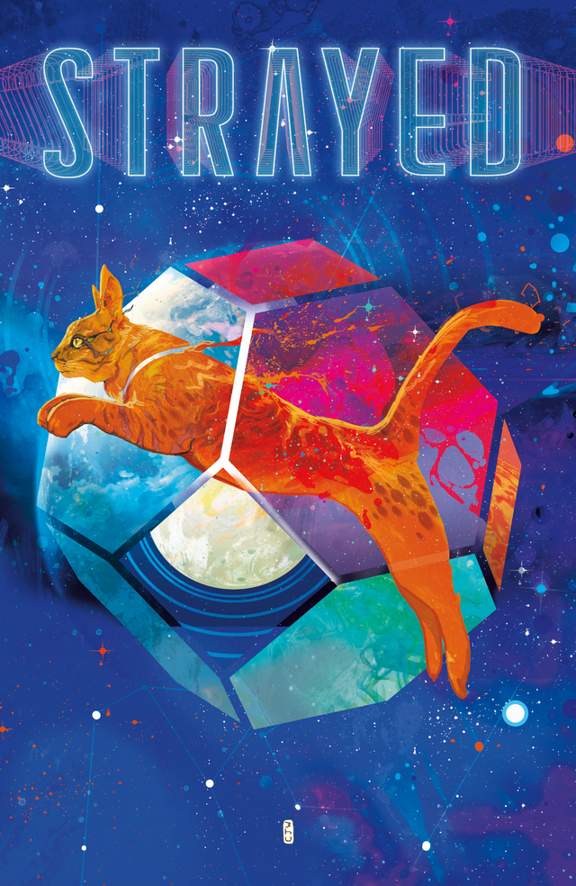 Strayed #1 Exclusive Variant Comic Bundle