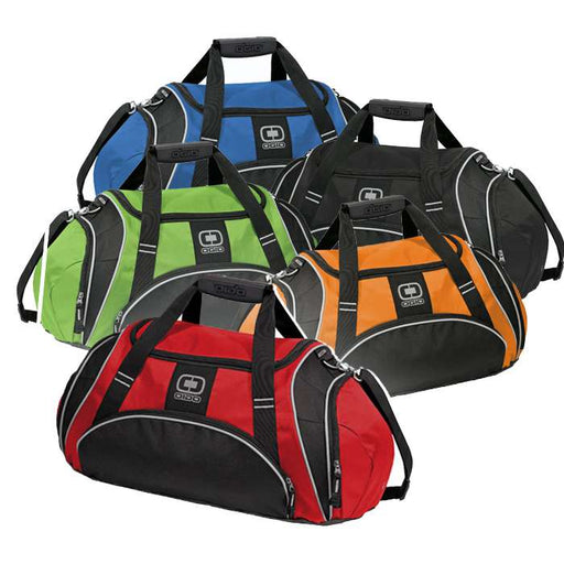 Crunch Duffle Sport Gym Bag