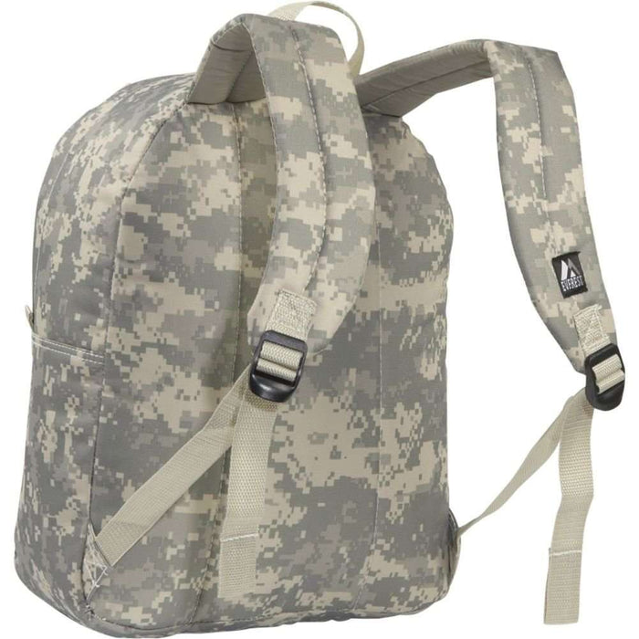 Everest Digital Camo Backpack