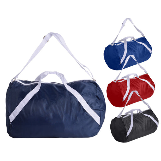 Nylon Gym Duffel Bag