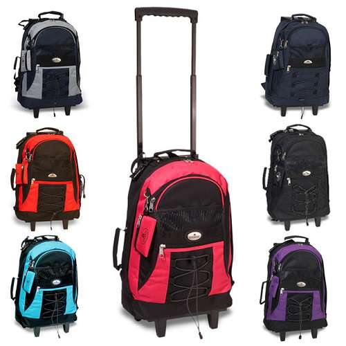 Medium Everest Wheeled Backpack