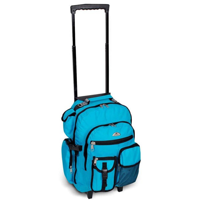 Deluxe Large Bag Backpack with Wheels