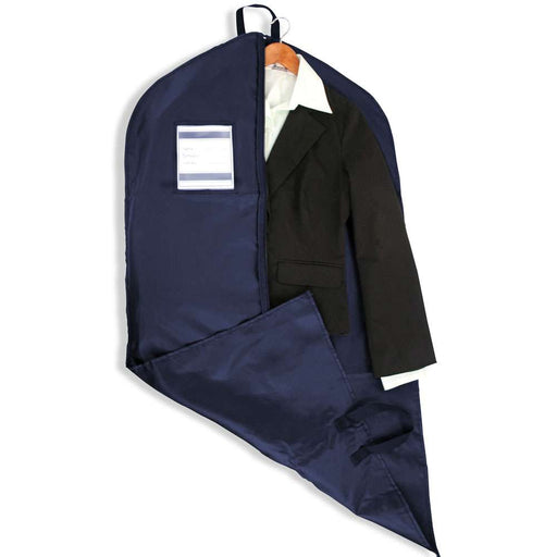 Travel Garment Bag with ID card Holder