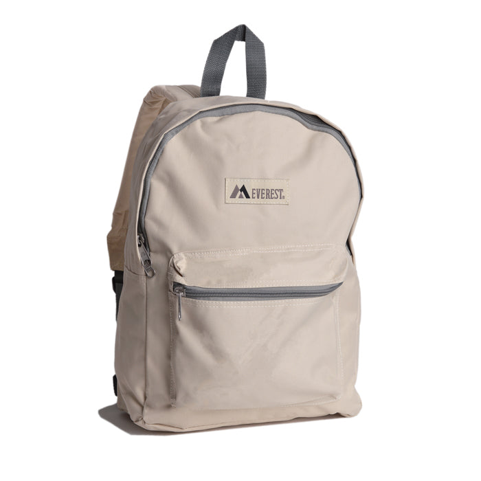 Medium Size Basic Backpack by Everest