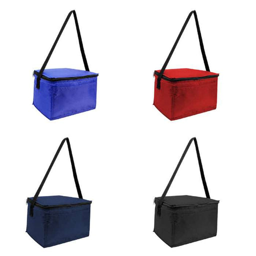 Carry on 6 pack Cooler bag with front pocket