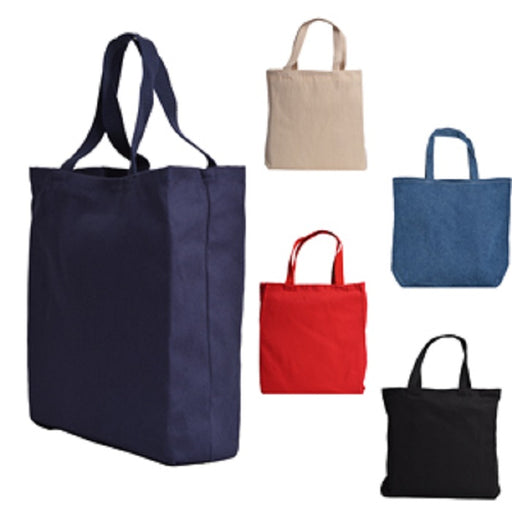 Cotton Twill Convention Tote bag