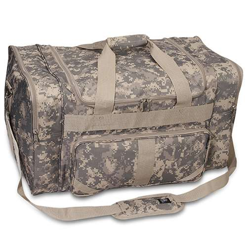 "Everest Digital Camo 27"" Duffel Bag"