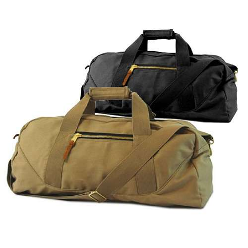 Getaways Duffel Bag With Wide Shoulder Strap