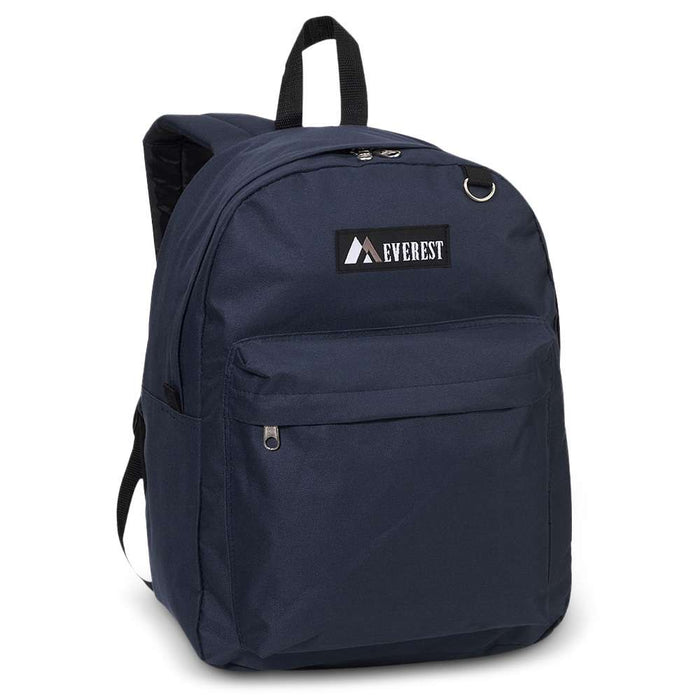 Lightweight Classic School Backpack by Everest
