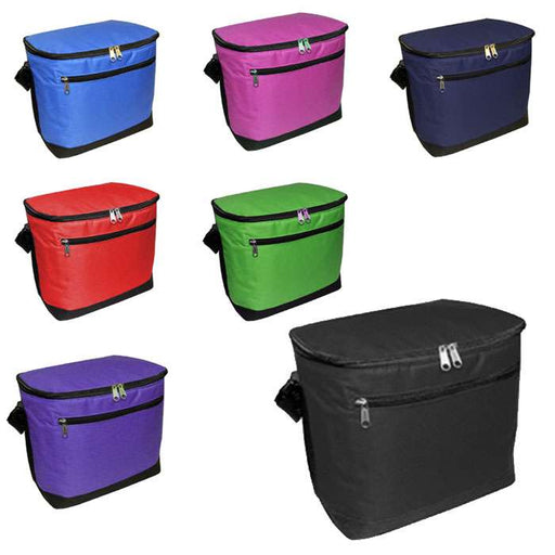 Ocean Splash 12 Pack Polyester Cooler Bag