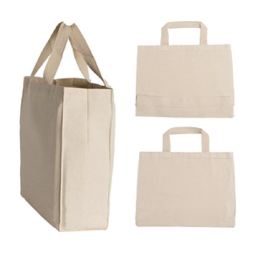 Natural Canvas Tote Bag Shopping Bag
