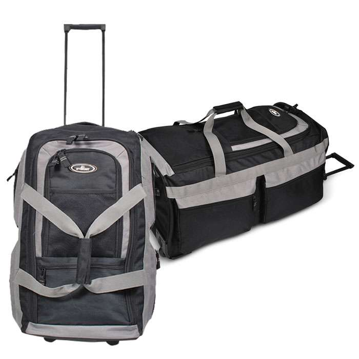 0c00ab09f3e Rolling Duffel   Wheeled Duffel Bags   Wholesale Travel Bags