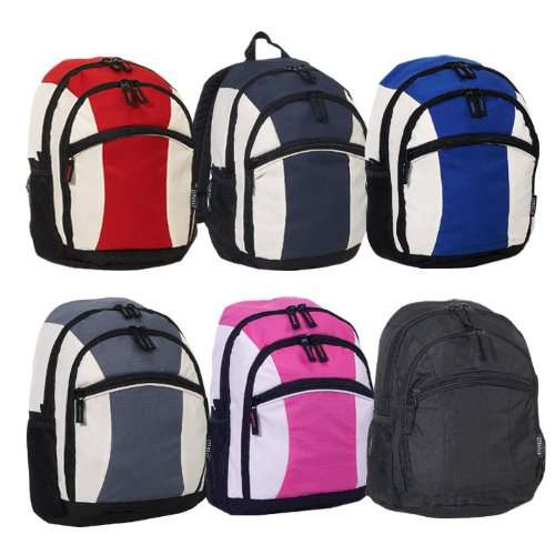 Everest Deluxe Junior School Backpack