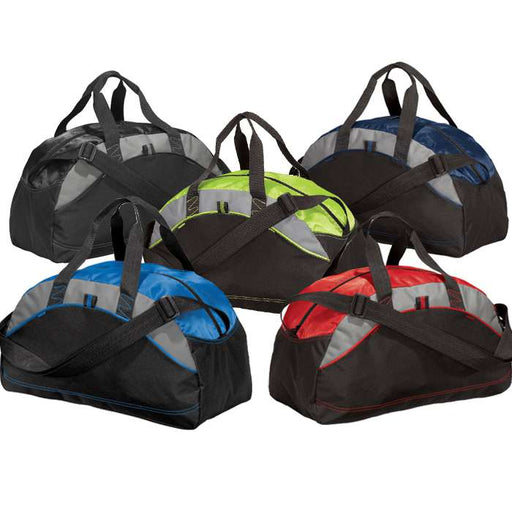 Athletic Sport Duffle Shoulder Bag