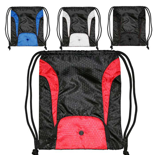 Honeycomb Durocord Drawstring Bag/Backpack