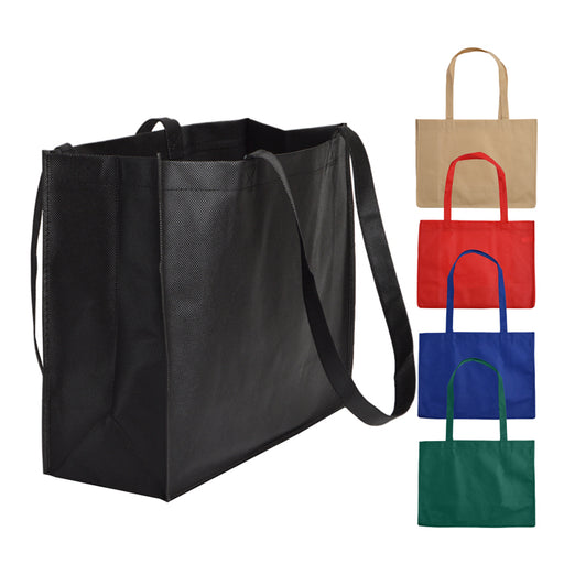 Non Woven Promotional Tote Bag Shoulder Bag