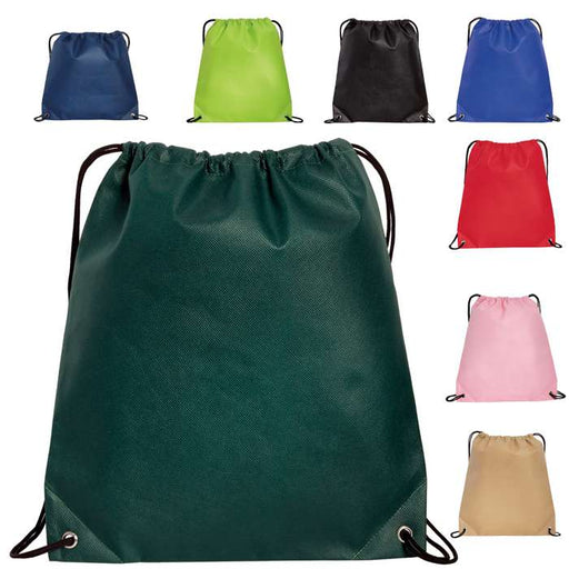 Polypropylene Promotional Drawstring Bag Cinch Pack