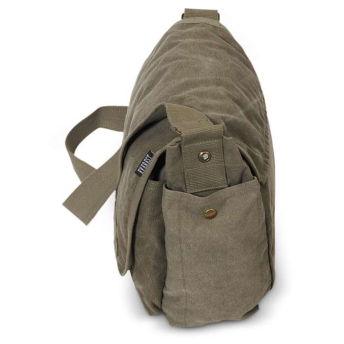 Large Canvas Messenger