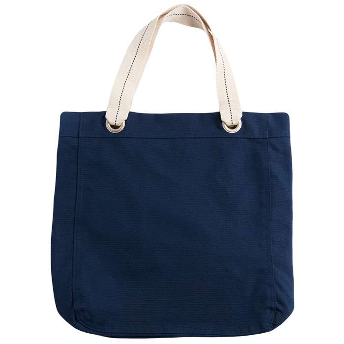 100% Garment Washed Cotton Canvas Tote Bag
