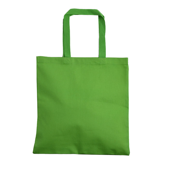 wholesale canvas bags green