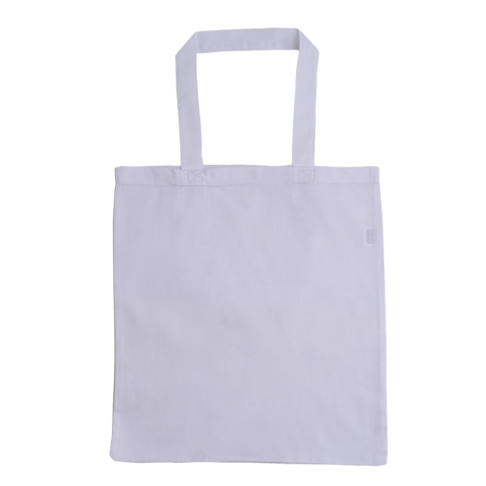 Bulk Cotton Tote White
