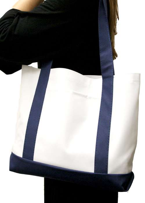 P Amp O Cruiser Boat And Beach Tote Bag Personalized Bag