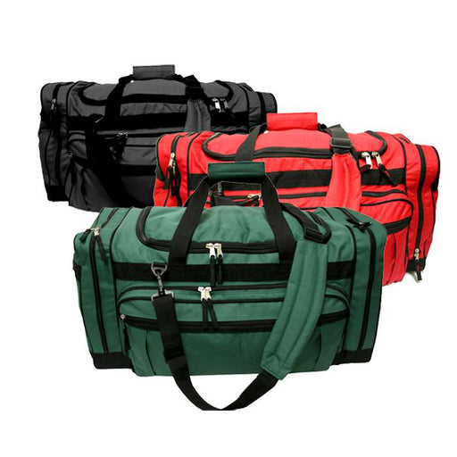 Explorer/Utility Promotional  Duffel Bag