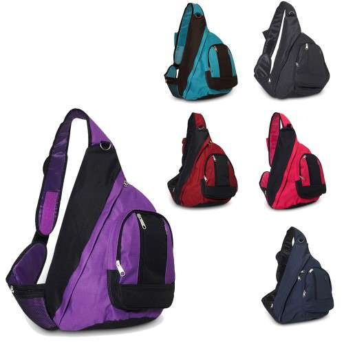 Everest Sling Body Bag Messenger Bag Backpack