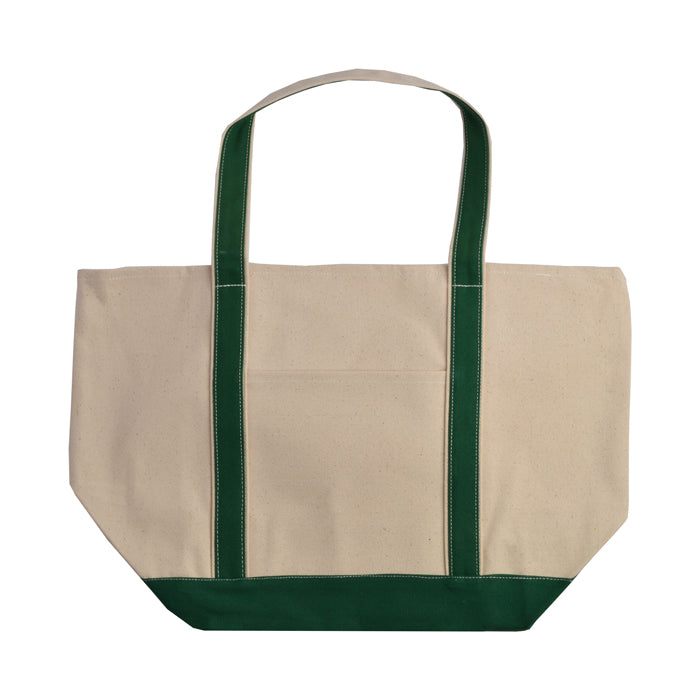 Heavyweight Giant Cotton Canvas Tote bag with Gusset