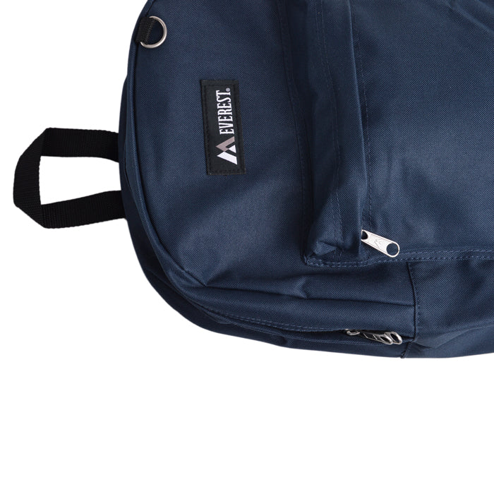Suede Bottom Durable Backpack
