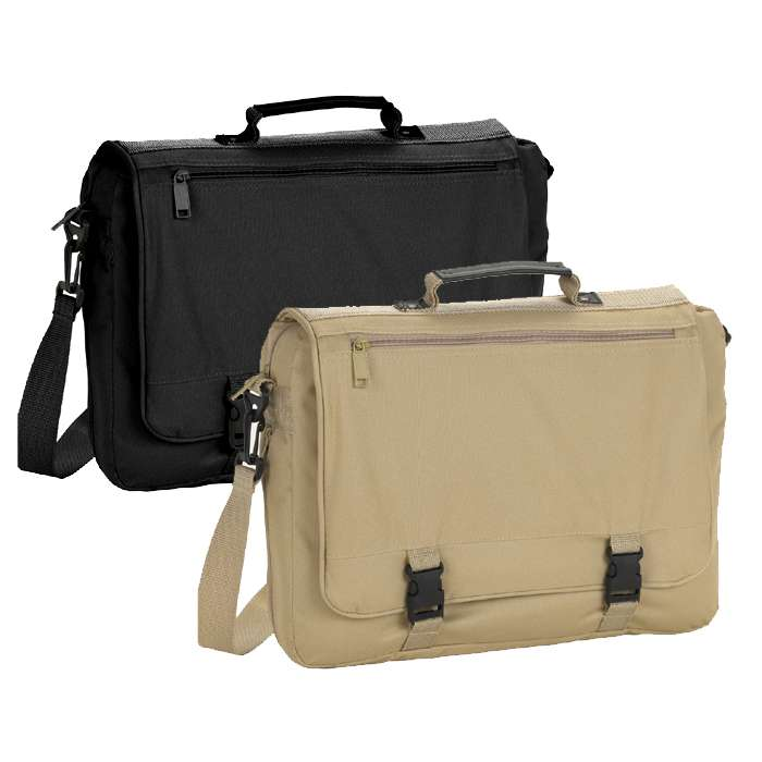 Business Messenger Expandable Briefcase