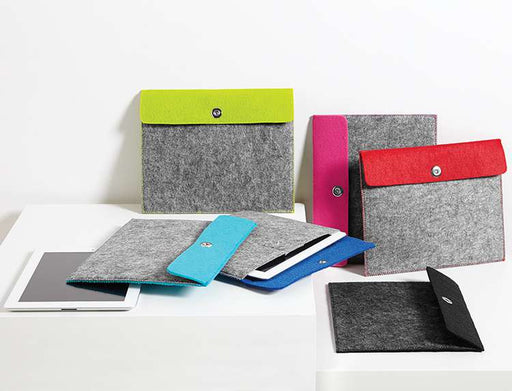 Stylish Felt Tablet Sleeve