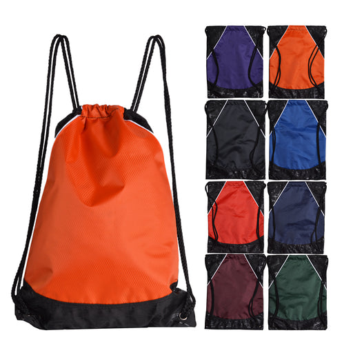 Rival Cinch Pack Drawstring Bag Backpack