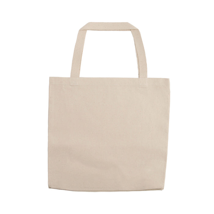 Large Grocery Canvas Tote Bag