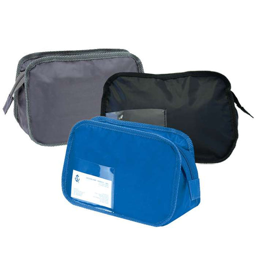 Nylon Cosmetic Make-Up Bag/Travel Kit