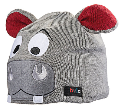Bula Kids Animal Beanie Rhino