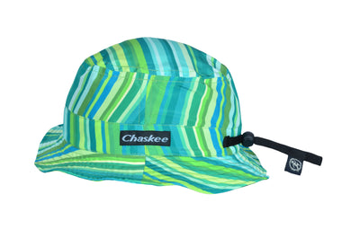 Chaskee Bucket Hat Stripes Junior-Chaskee-hutwelt