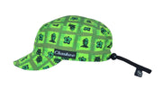 Chaskee Reversible Cap Microfaser Junior Beach Tribal-Chaskee-hutwelt