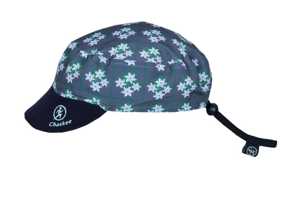 Chaskee Reversible Cap Outdoorcap Microfaser Edelweiss-Chaskee-hutwelt