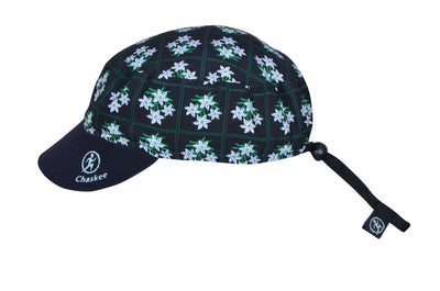 Chaskee Reversible Cap Outdoorcap Microfaser Edelweiss