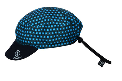 Chaskee Reversible Cap Outdoorcap Microfaser Fancy Squares-Chaskee-hutwelt