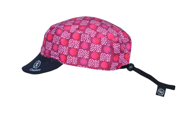 Chaskee Reversible Cap Outdoorcap Microfaser Harvest