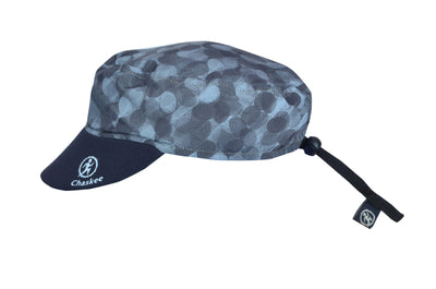 Chaskee Reversible Cap Outdoorcap Microfaser Water Drops-Chaskee-hutwelt